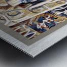 Luqas: Ang Patron ng mga Trasher Metal print