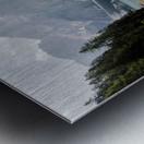 Lake of Braies Metal print