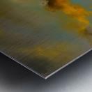 ABST 041018 Metal print