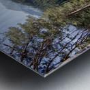Lake of Cauma Metal print