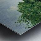 Parc Cordier in Trouville Metal print