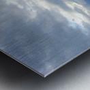 Hwy 9 to Seward Metal print