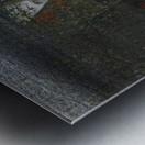 Wirtshausgarten Metal print