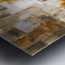 Or Metal print