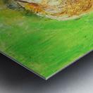 08.APPLE2014year oil on canvas 30X40 cm1500$ Metal print