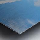 Cloud and blue sky Metal print