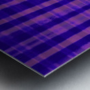 Abstract vioret Metal print