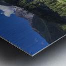 Lake of Tovel Metal print