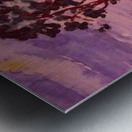 Evening Landscape 2 Metal print