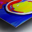 Abstract Mess_OSG  Metal print