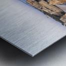 Praia de Marinha Metal print