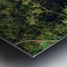 Glen Shiel River - Colorflow 3 Impression metal
