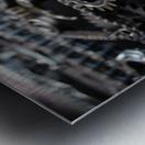 Cam chain Metal print