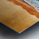 Tropical VI - Beach Waves II  Metal print