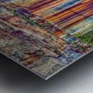 Painted Coves - APC-334 Metal print