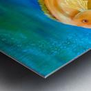 Undersea Journey Metal print