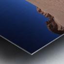 Sandboard Metal print