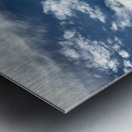 Southwest Sky Metal print