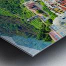 Colorful village of Cinque Terre Metal print