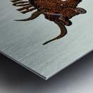 Holy Cow. Stephen R Metal print