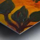 Fall Leaves. Jessica B Metal print