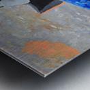 Tug Boat. Davey K Metal print