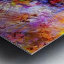 COSMIC Metal print