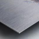 Street of Pontoise Metal print