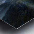Ober-View Metal print