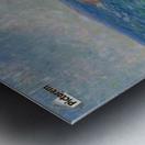 The Semaphore, Cote de Bretagne Metal print