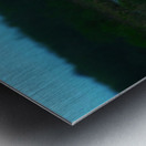 Azur Metal print