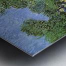 Olive Trees by Van Gogh Metal print