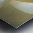 Heart of the Magnolia Metal print