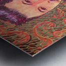 Portrait of Dr. Rey by Van Gogh Metal print
