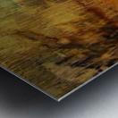 Genesis rewound Metal print