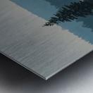 Cedar Lake Metal print