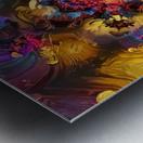 Colorful Fantasy Metal print