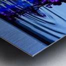 dribbles Metal print