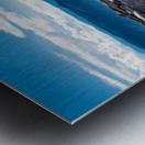 Top of Half Dome Metal print