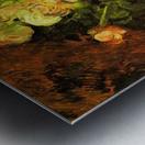 Roses by Van Gogh Metal print