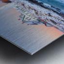 Beacon Dawn Metal print