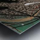 3090 - OD green Metal print