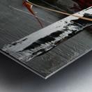 3013 - nobody else Metal print