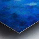Denitamessa - deep blue world Metal print