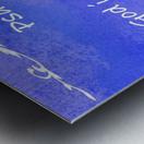 Psalm 46 1 3BL Metal print