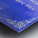 Psalm 19 1 5BL Metal print