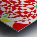 KIRI Metal print