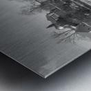 Almonte Spring 4 b&w Metal print
