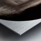 Silence by Odilon Redon Metal print