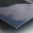 Athabaska Glacier Digital Painting 52 70 200px Metal print